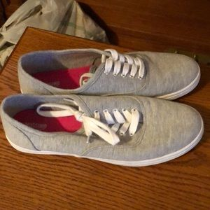 Canvas Shoes Gray